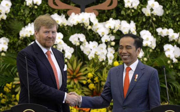 Indonesia-Belanda Kerja Sama Bisnis Senilai USD 1 M