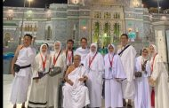 Alhamdulillah, dari Madinah Keluarga Besar HM Said Mohon Doa