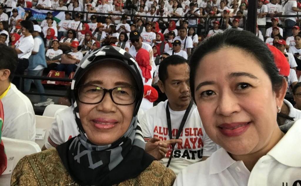 Ibunda Presiden Jokowi Berpulang, Ketua DPR Ucapkan Duka Cita