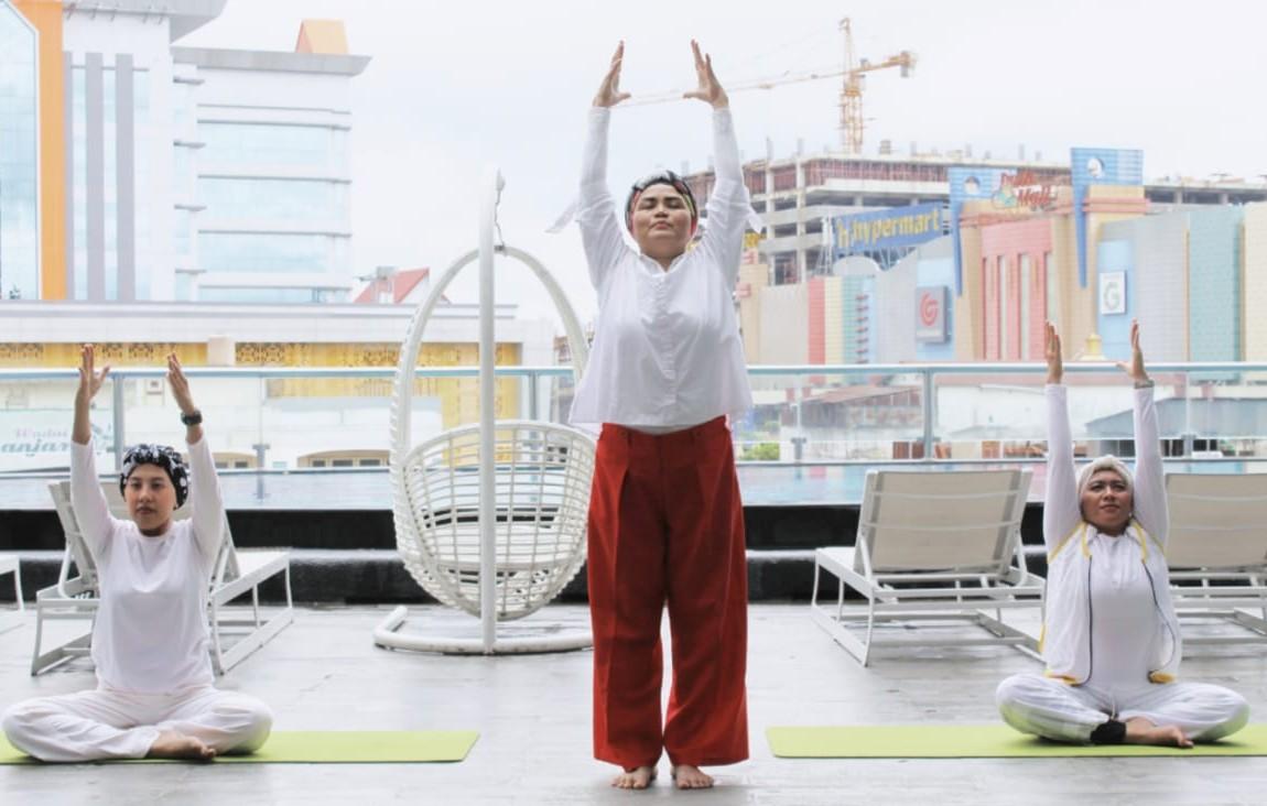 Yoga Alternatif di Tengah Covid-19