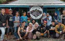 Gabungan Pecinta Alam Kalimantan Bedah Surau