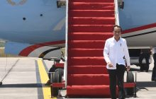 Jokowi Tinjau Kesiapan RS Darurat Pulau Galang