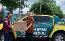 BPP HIPMI Bantu Banyuwangi dan Jember Hadapi Covid-19