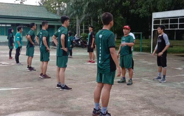 Koramil Barabai Bina Pemuda Calon TNI