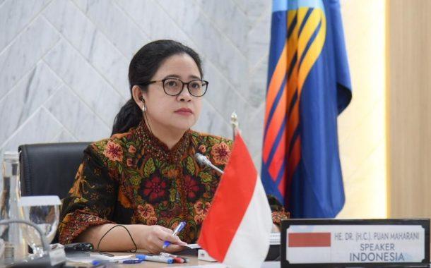 Puan Serukan Gotong Royong Tangani Covid-19 di KTT ASEAN