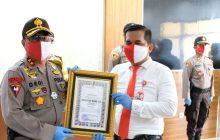 Ungkap Kasus Sekolah, 5 Personel Pulpis Diberi Penghargaan