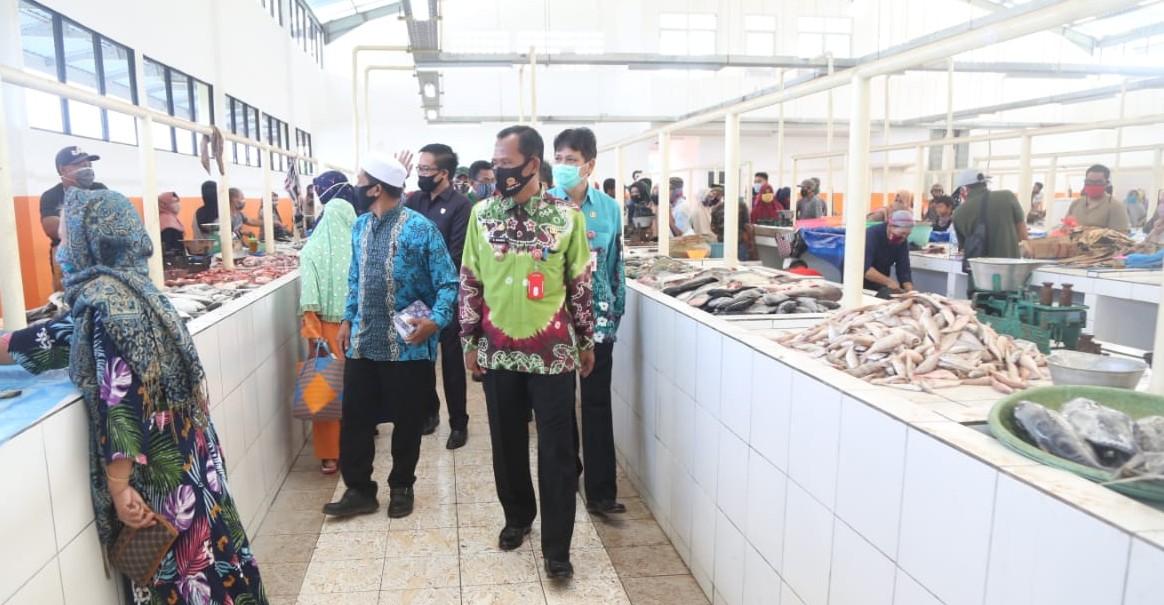 Setelah 3 Tahun Diresmikan, Pasar Jorong Batapung Tawar