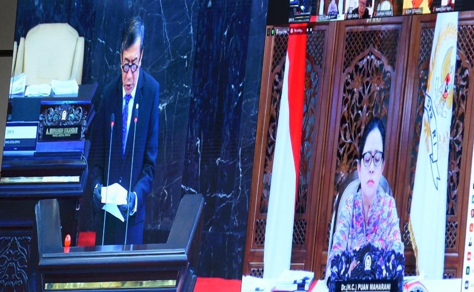 UU MLA Indonesia - Swiss, Modal Perkuat Pemberantasan Korupsi
