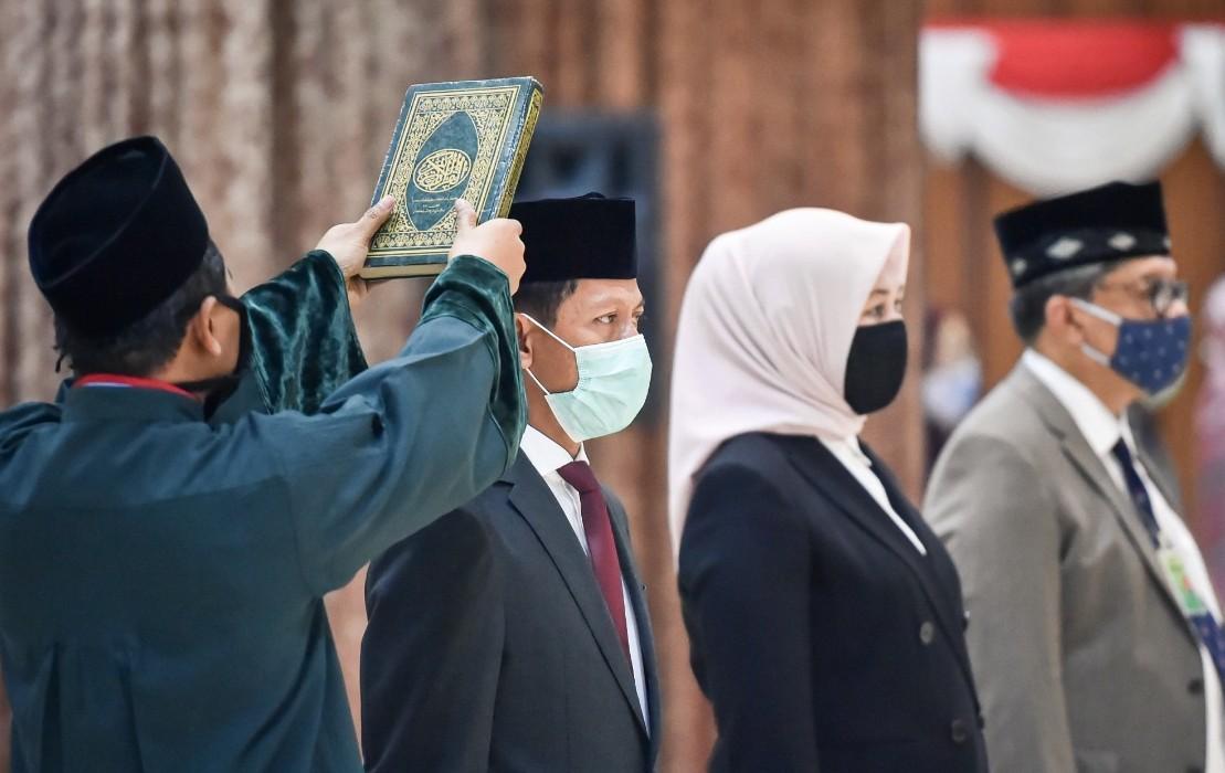 Revolusi Hijau Diapresiasi, Hanif Ditarik ke Jakarta