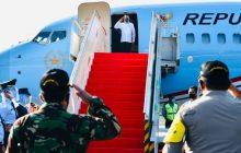 Jokowi Resmikan Ruas Tol Pertama Aceh