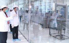 Tinjau Bio Farma, Presiden: Indonesia Mampu Produksi Vaksin Sendiri