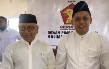 Makkie di Banjarmasin, Gerindra Usung Opie di Banjarbaru