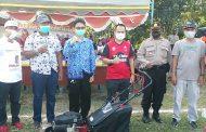 CMN Gilas Gunmak FC 6-0 di Eksibisi antar Dusun