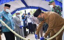 Bank Kalsel Syariah Kandangan Tempati Gedung Baru