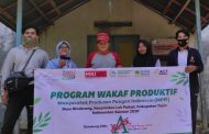 Amanah Borneo Park-Global Wakaf ACT Beli 10 Ton Gabah Petani