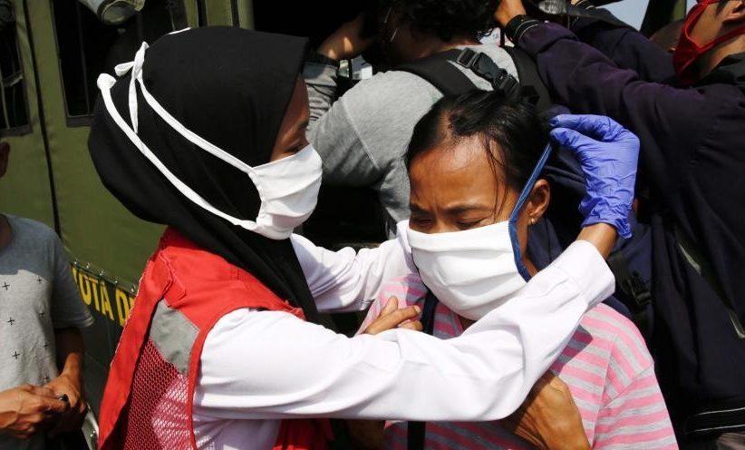 Sembuh 3.207, Positif 4.494, Covid-19 Indonesia 271.339 Kasus