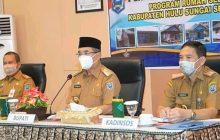 Padang Batung Terima Bantuan Rumah Sejahtera