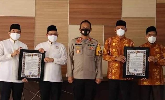 Polres Kotabaru Gelar Deklarasi Pilkada Damai