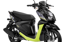 Yamaha dengan 3 Varian Warna Baru di X-Ride 125