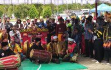 Dispora Gelar Festival Kuntau se Kalsel