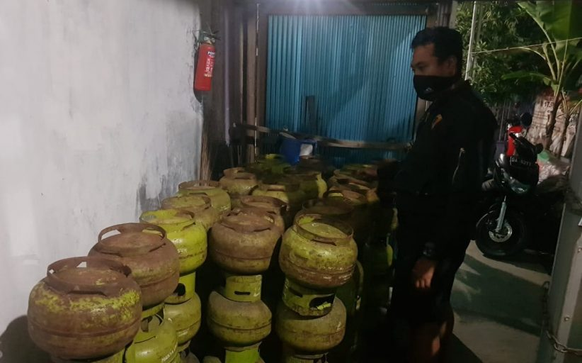 Jual Gas Melon di atas HET, IRT Berurusan dengan Polisi