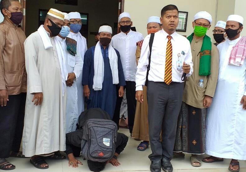 Didoakan Ulama, Dakwaan Jaksa Ditolak PN Kotabaru