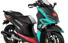 Samarinda Pemenang Modif Yamaha Digital Custom Generasi 125