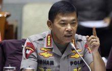 Simbol FPI Dilarang Dipakai Masyarakat, Kapolri Keluarkan Maklumat
