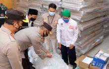 Wakapolda Sambangi Kantor dan Gudang Logistik KPU Kotabaru