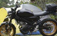 Yamaha Sediakan AksesorisXSR 155