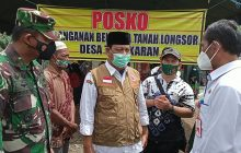 Apresiasi Tangani Banjir di Tala, Birin Serahkan Bantuan Jokowi