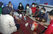 Tersesat di Bukit Lok Sajukung, 8 Remaja Soetoyo S Banjarmasin Ditemukan