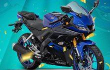 Yamaha Sabet Brand Terbaik Kategori Motor Sport GridOto Award 2020