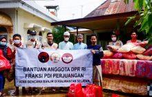 Distribusikan BantuanFraksi PDI-P DPR RI, Baguna Sambangi 5 Ponpes