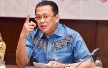 Posko SOKSI untuk Korban Bencana Kalsel Diapresiasi Ketua MPR RI