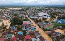 KLHK: Banjir Kalsel Bukan Soal Luas Hutan
