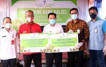 Bank Kalsel-Pemkab Tapin Dukung Petani CabaiHiyung