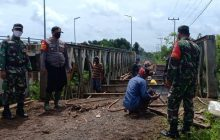Jambatan Sungai Puting Dipindah ke Taboneo