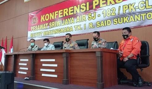 6 Lagi Korban Sriwijaya Air SJ-182 Teridentifikasi
