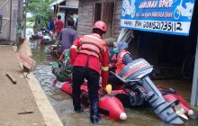 Hari ke-4 Bencana Banjir HST, 2 Kecamatan Masih Terendam