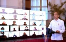 Jokowi Pastikan 2021 Bansos dan Insentif Masih Bergulir