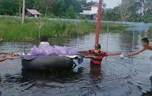 Kemenag Banjar Berbagi untuk Korban Banjir