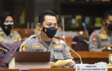 Sebelum 30 Januari Komjen Pol Listyo Sigit Sandang Jabatan Kapolri