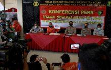 Tim DVI Pastikan Korban Pertama Sriwijaya Air SJ 182