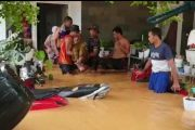Kodim Barabai Fokus Evakuasi Terdampak Banjir