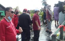 Memet Minta Kader SOKSI Kalsel Peduli Korban Banjir