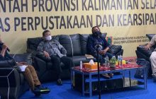 Dispersip Kupas Memoar Rektor ULM