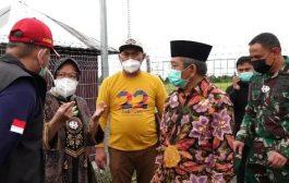 Senin, Mensos Tri Risma Sambangi Lokasi Bencana Banjir Kalsel