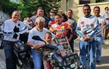 Demi Surat Cinta, dari Sumatera ke Timor Leste Ber-New NMAX