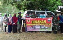 Puskesmas Gandeng Koramil Sosialisasikan Berantas Nyamuk
